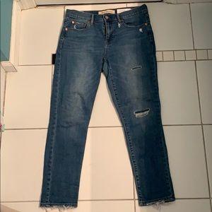 Gap best girl friend jeans
